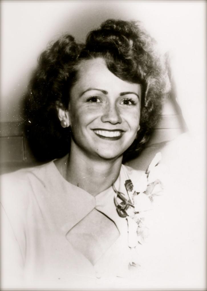 My Grandmother Maxine Morgan