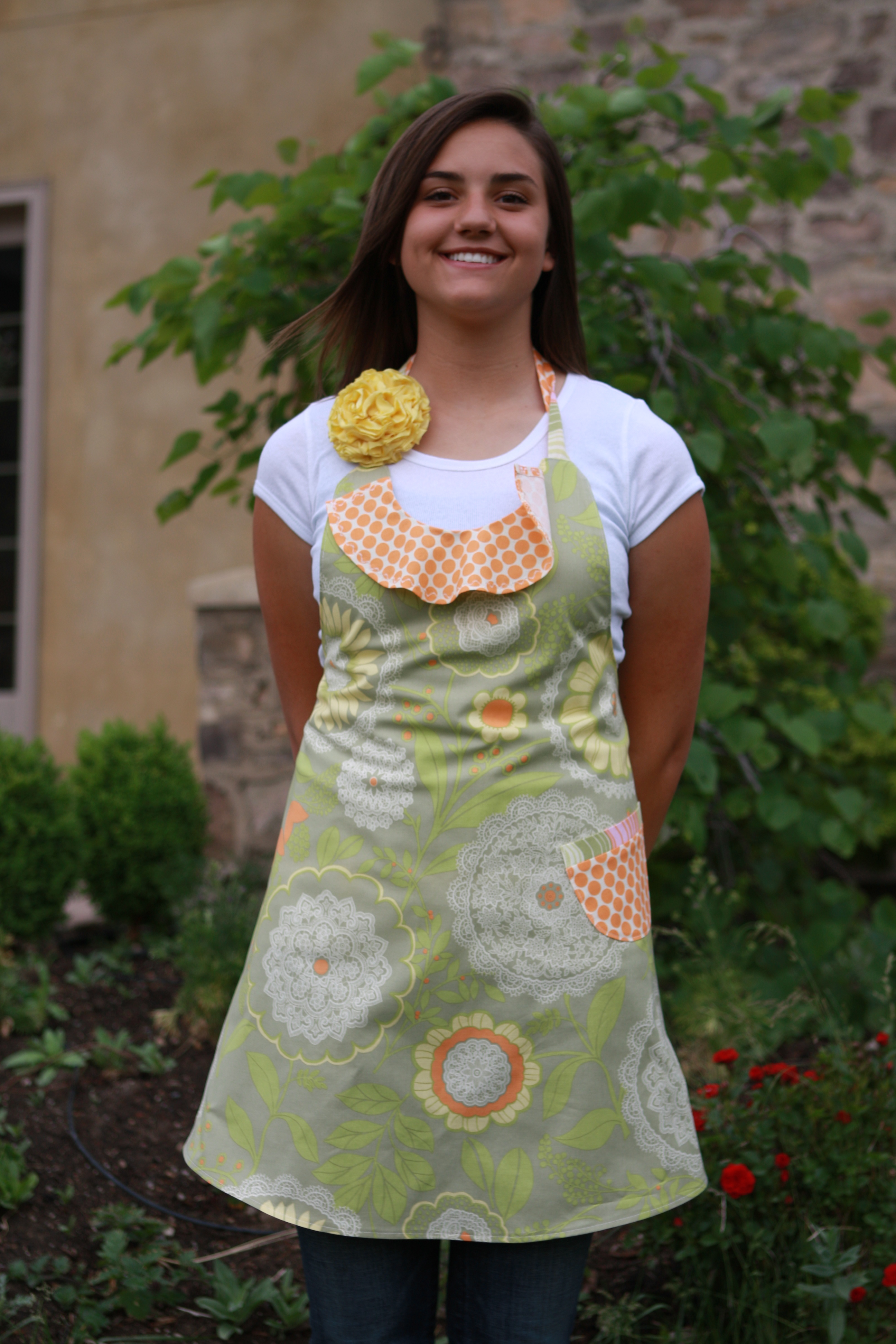 Apron for Mother