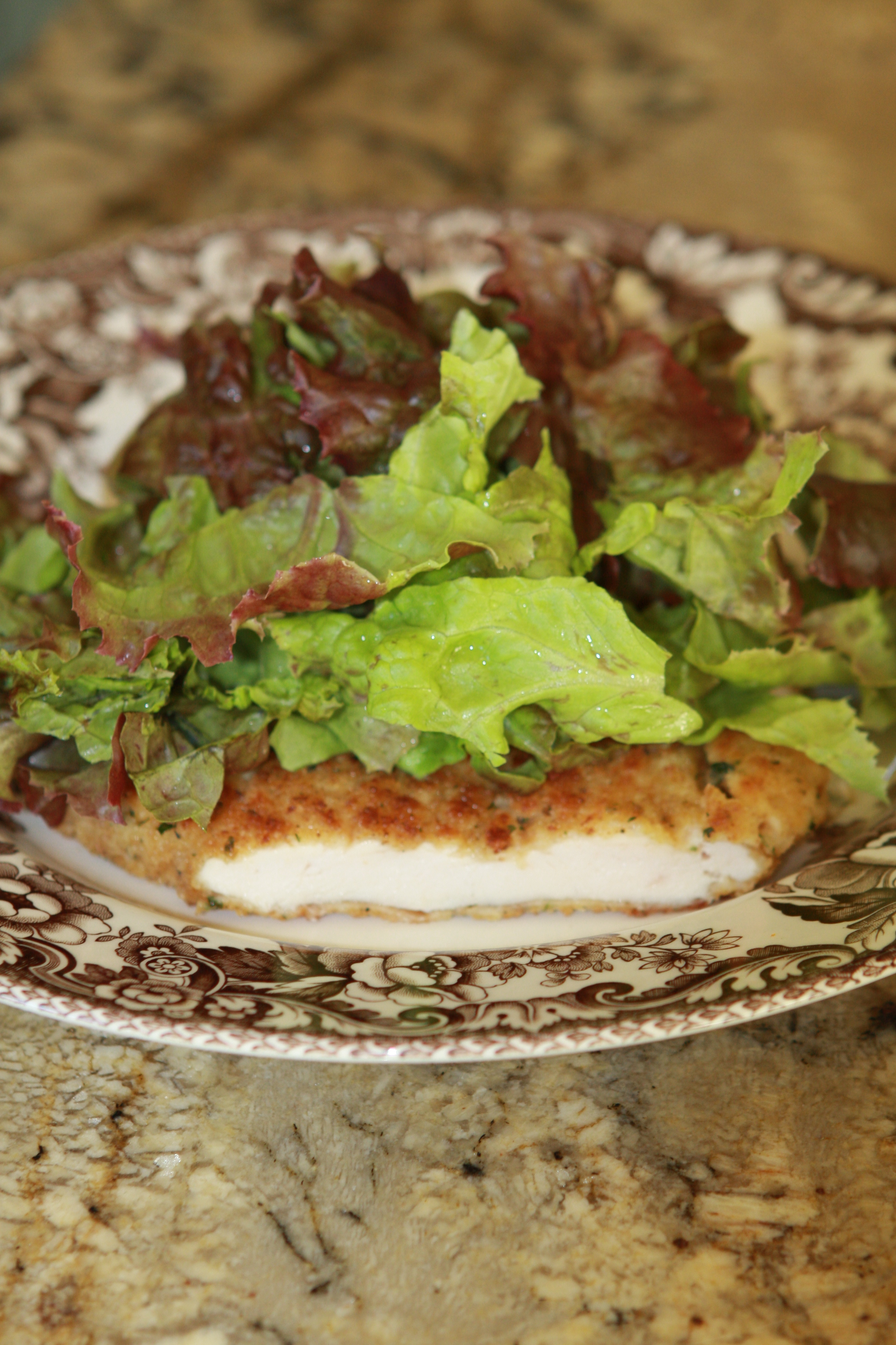 cpk chicken milanese recipe oven