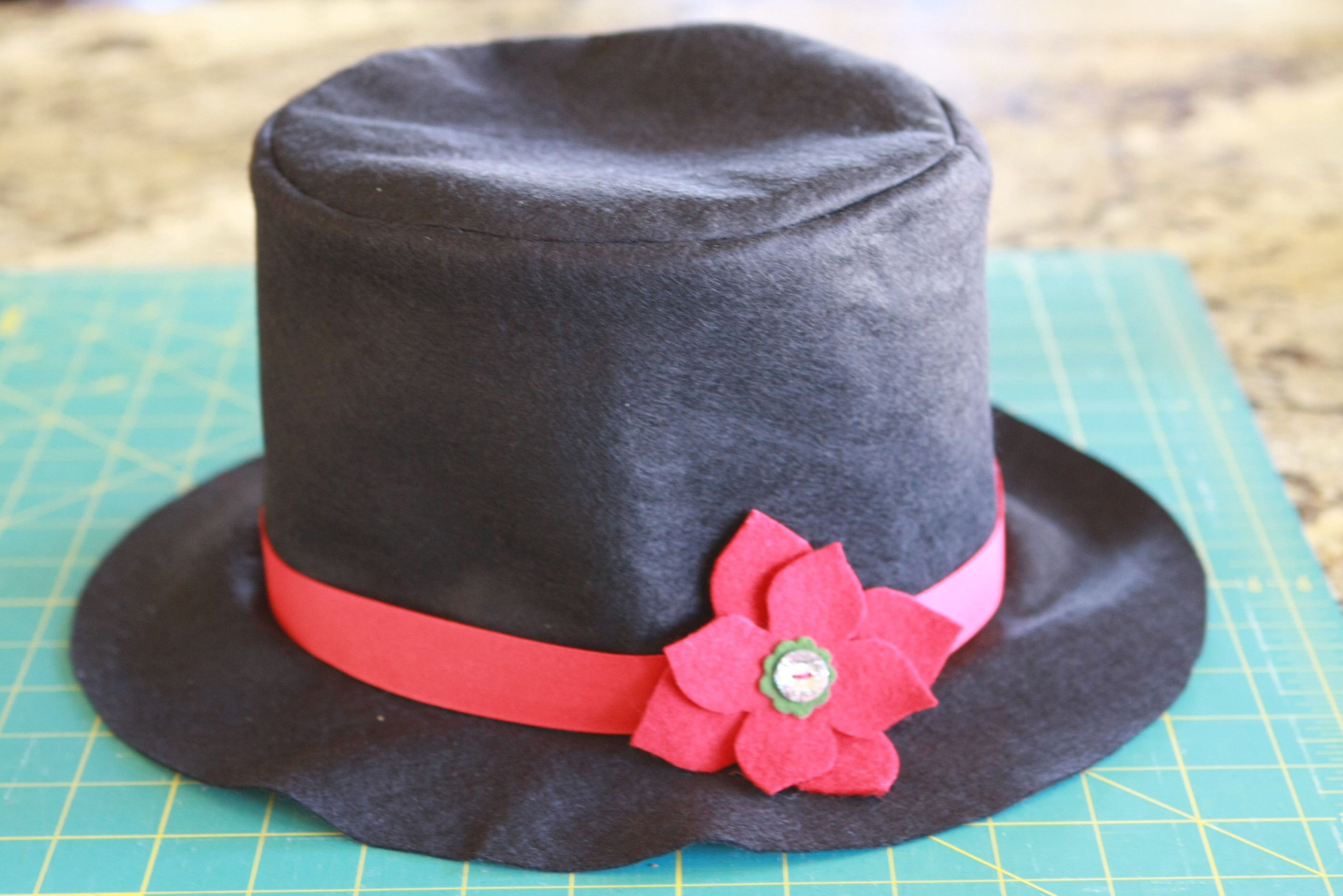 how to make a snowman top hat out of felt Car Tuning