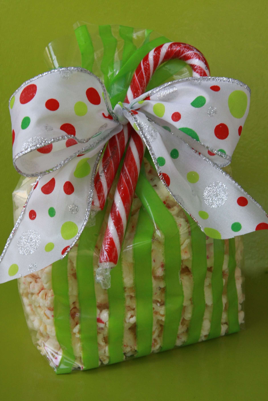 Make it Do Gift: Peppermint Popcorn