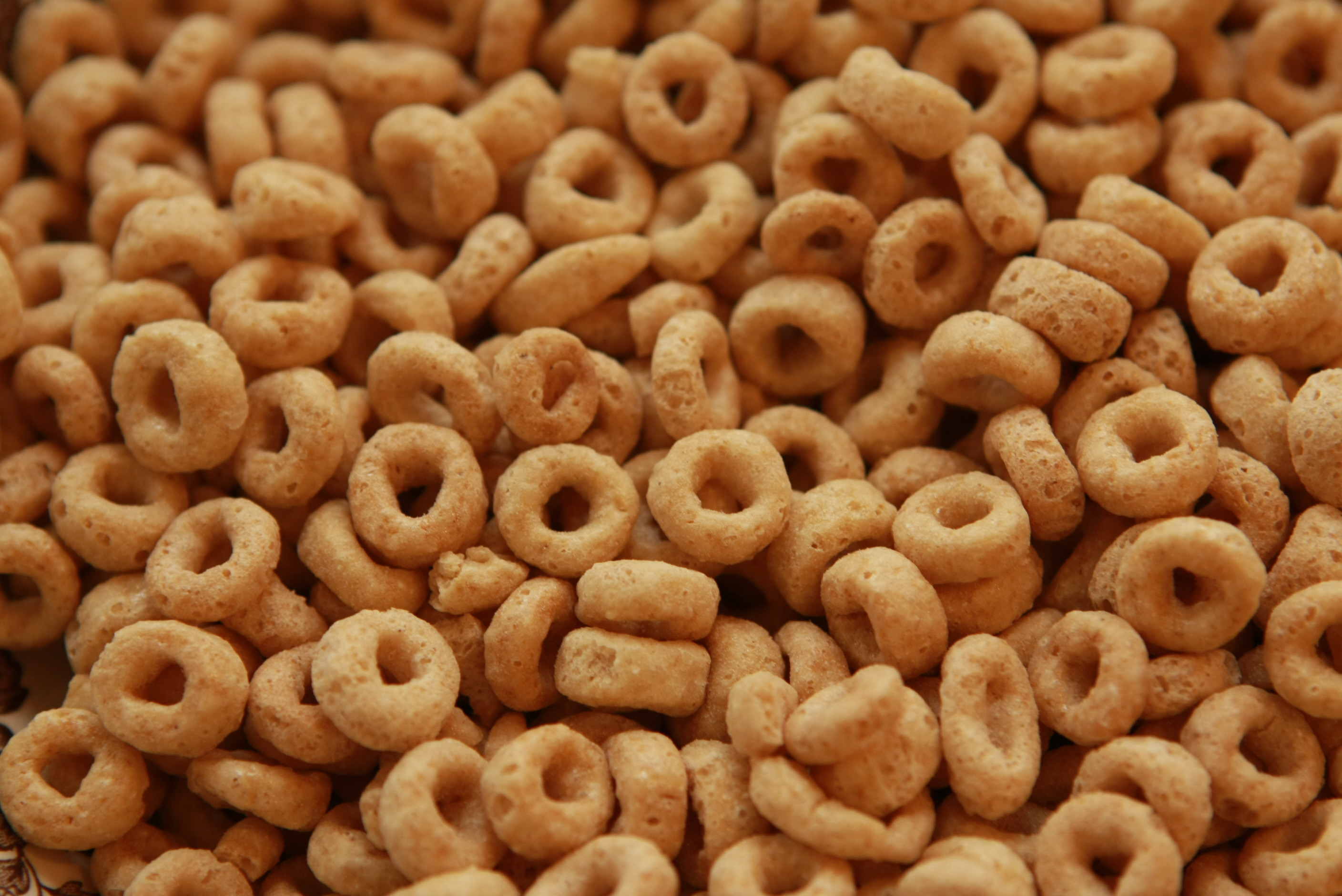 Cheerios A family favourite for over 70 years, Cheerios are made with percent natural whole grain oats. Its wholesome goodness is perfect for toddlers, adults and everyone in between.